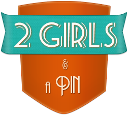 Girls and a Pin logo