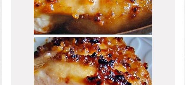 The Original Pin: 2 Girls and a Pin Baked Garlic Brown Sugar Chicken