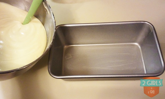Step 10: 2 Girls and a Pin tested a Buttermilk Pound Cake