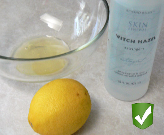 2 Girls and a Pin Facial Friday - Egg White and Lemon Mask Tested